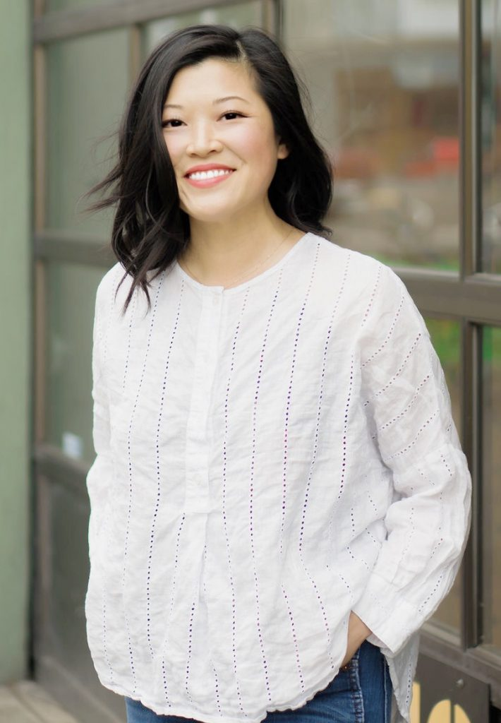 Ruth Kao Barr, Certified Wellbeing Coach